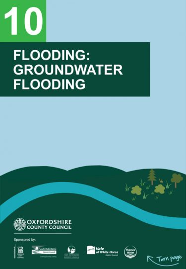 Flood Guide 10: Groundwater Flooding