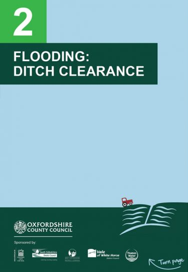 Flood Guide 2: Ditch Clearance
