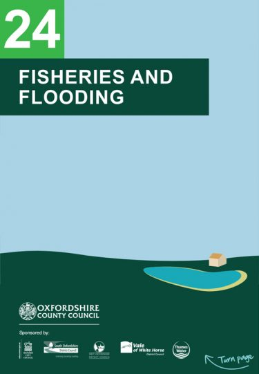 Flood Guide 24: Fisheries and Flooding