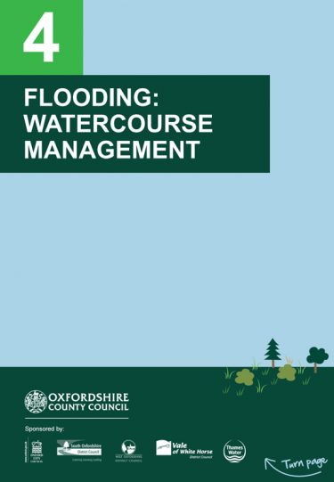 Flood Guide 4: Watercourse Management